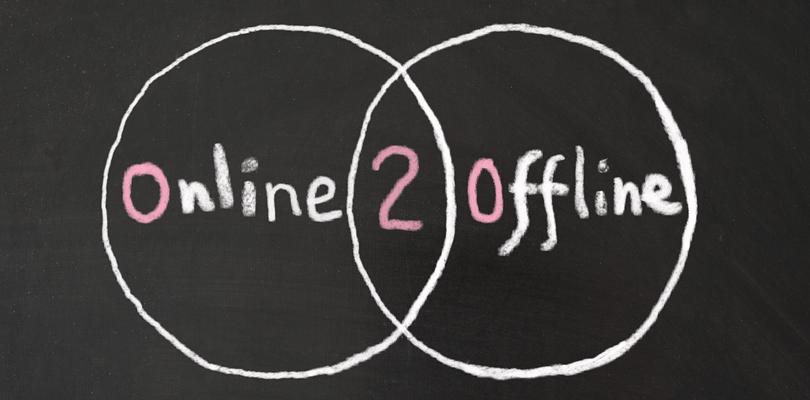 O2O(オー・ツー・オー)Online to Offline