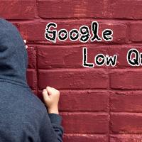 Googleが考える低品質のウェブサイト・ウェブページとは