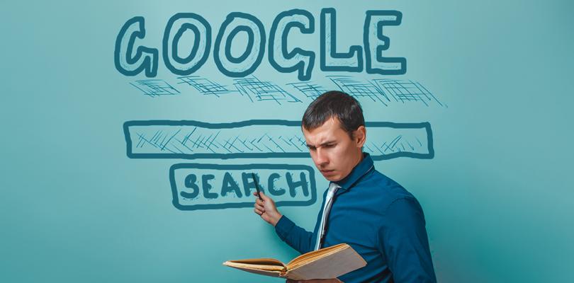 Googleは少なくとも年間2兆件の検索